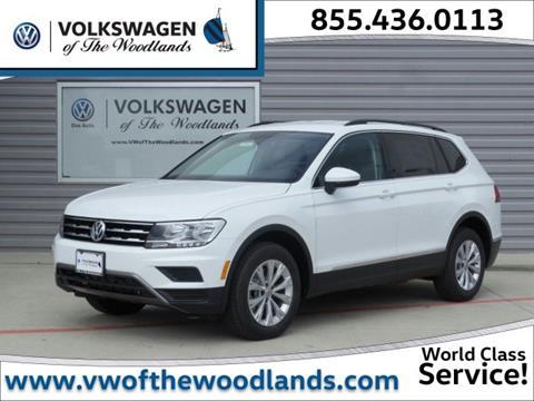 2018 Volkswagen Tiguan for sale in Woodlands, TX
