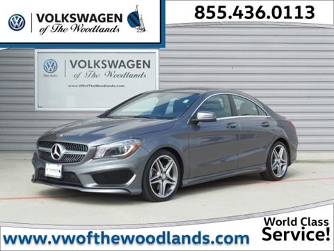 2014 Mercedes-Benz CLA for sale in Woodlands TX