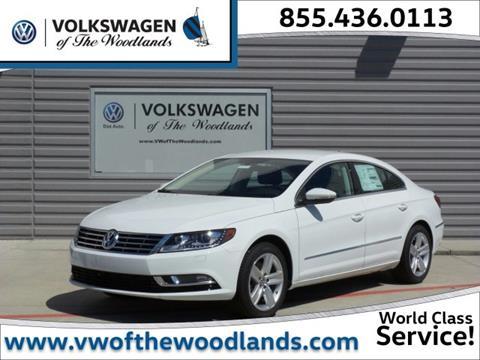 2017 Volkswagen CC for sale in Woodlands, TX