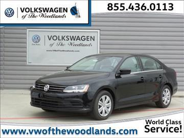 2017 Volkswagen Jetta for sale in Woodlands, TX