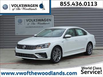 2017 Volkswagen Passat for sale in Woodlands, TX
