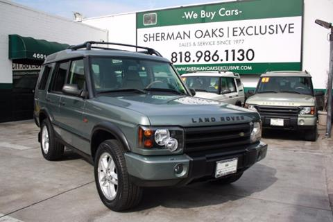 2004 land rover discovery for sale in ohio. Black Bedroom Furniture Sets. Home Design Ideas