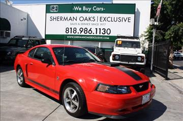 2004 Ford Mustang for sale in Sherman Oaks, CA