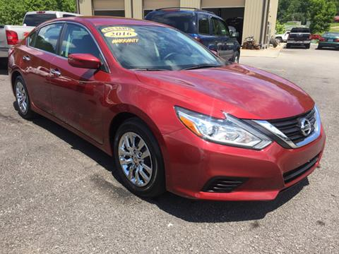 2016 Nissan Altima for sale in Paintsville, KY
