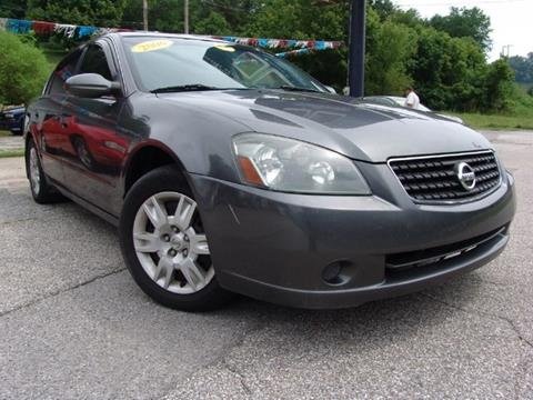 2006 nissan altima for sale in kentucky. Black Bedroom Furniture Sets. Home Design Ideas