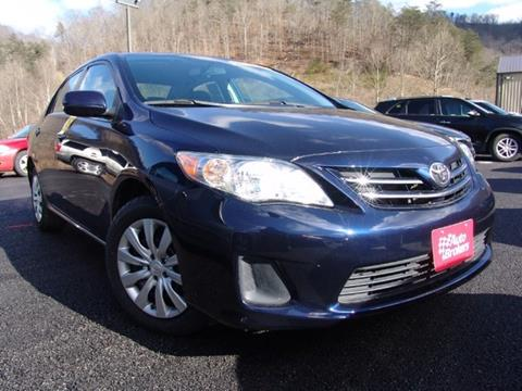 2013 Toyota Corolla for sale in Paintsville, KY