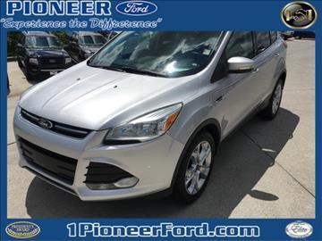 2014 Ford Escape for sale in Bremen, GA