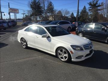 2011 Mercedes-Benz C-Class for sale in East Windsor, CT