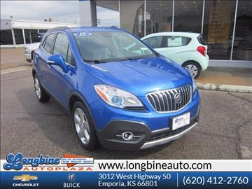 2015 Buick Encore for sale in Emporia, KS