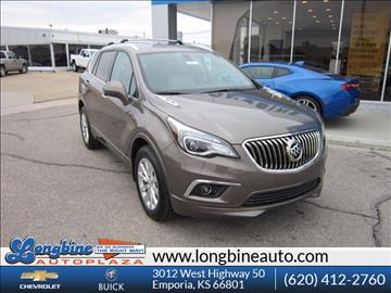 2017 Buick Envision for sale in Emporia, KS