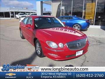2008 Buick LaCrosse for sale in Emporia, KS