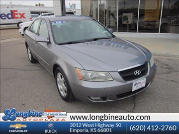 2006 Hyundai Sonata for sale in Emporia, KS