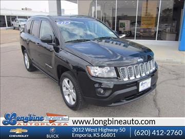 2017 Jeep Compass for sale in Emporia, KS