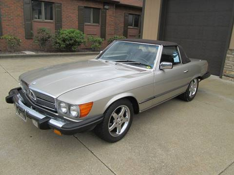 1985 Mercedes-Benz 380-Class for sale in North Canton, OH