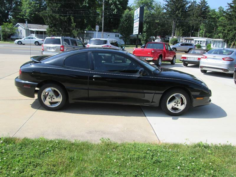 2003 Pontiac Sunfire 2dr Coupe - North Canton OH