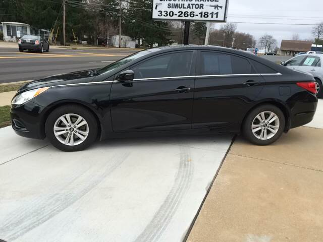2012 Hyundai Sonata GLS 4dr Sedan - North Canton OH