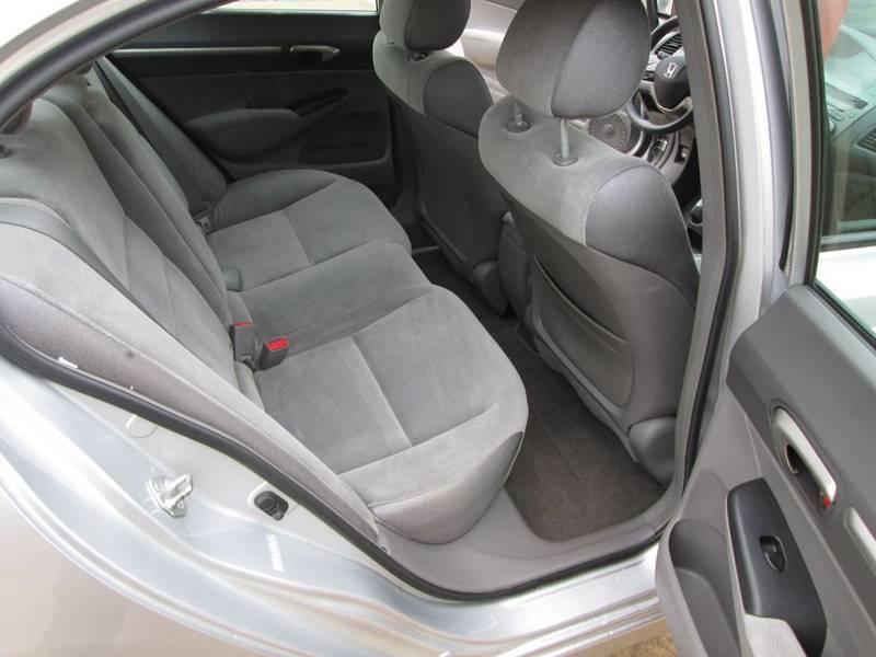 2008 Honda Civic EX 4dr Sedan 5A - North Canton OH