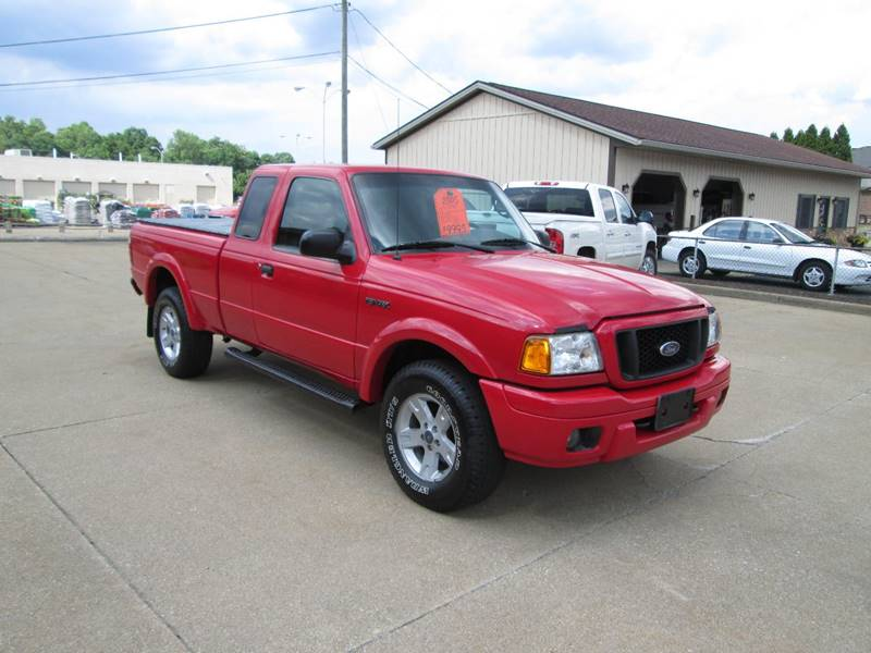 2005 Ford Ranger 2dr SuperCab EDGE 4WD SB - North Canton OH