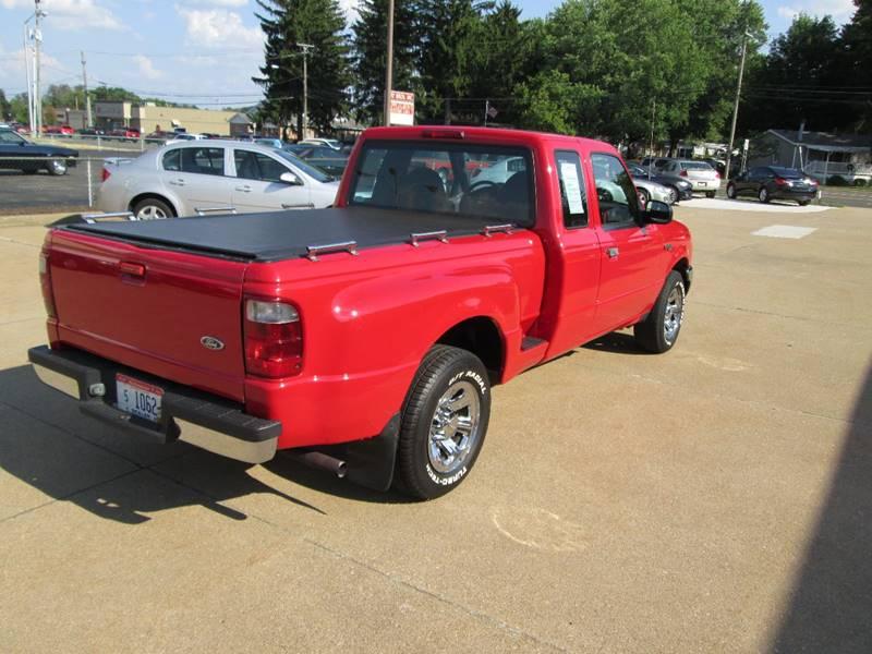 2003 Ford Ranger 2dr SuperCab XLT Rwd Styleside SB - North Canton OH