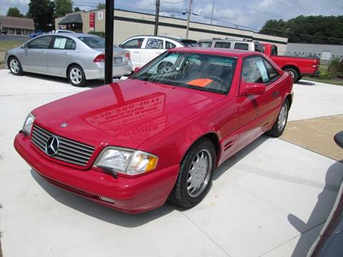 1996 Mercedes-Benz SL-Class for sale in North Canton, OH