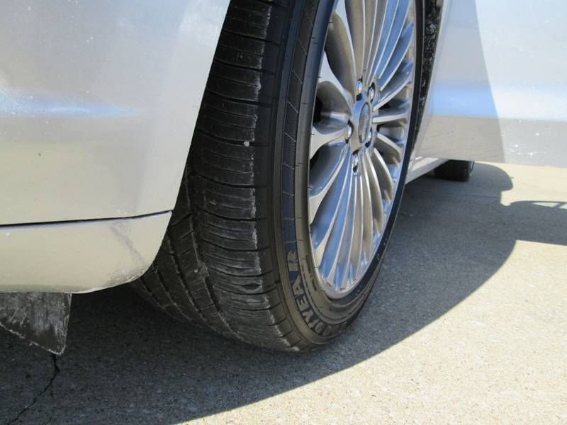 2014 Ford Fusion Titanium 4dr Sedan - North Canton OH
