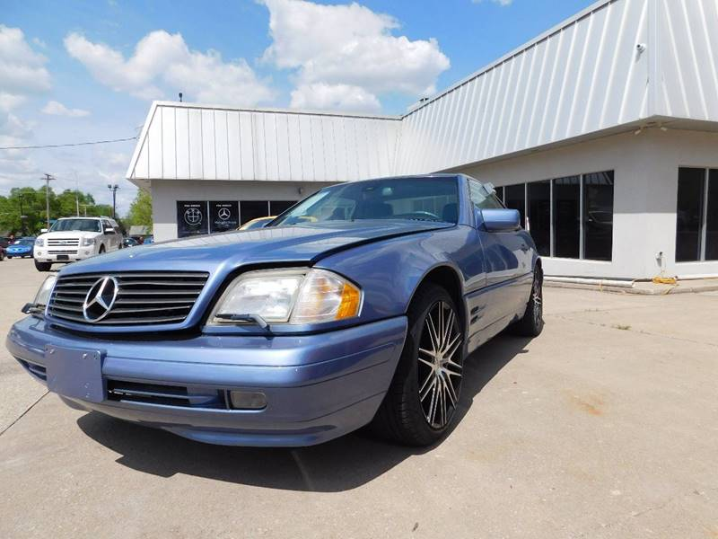 1997 mercedes benz sl class sl320 2dr convertible in des for Mercedes benz of des moines urbandale ia