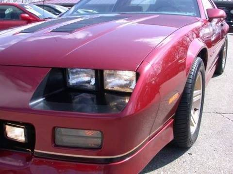 1986 Chevrolet Camaro for sale in Des Moines, IA