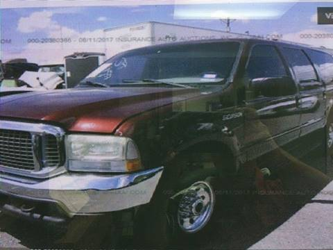 2002 Ford Excursion for sale in Des Moines, IA