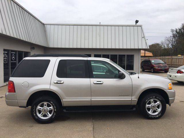 2005 ford explorer 4dr xlt 4wd suv in des moines ia - smitty's auto