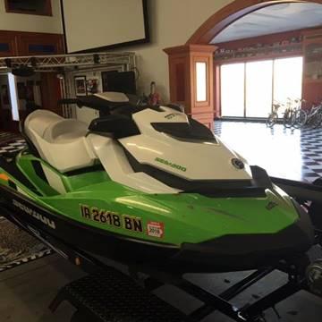 2014 Sea-Doo GSI SE 130 for sale in Des Moines, IA
