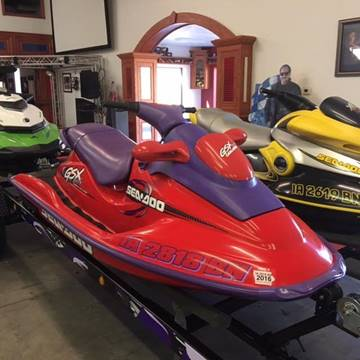 1998 Sea-Doo GSX LIMITED for sale in Des Moines, IA