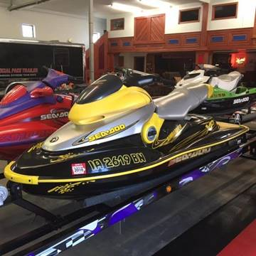 2000 Sea-Doo XP LIMITED for sale in Des Moines, IA