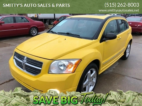 Smittys Auto Sales >> 2007 Dodge Caliber For Sale In Des Moines Ia