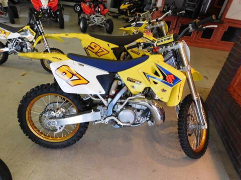2008 Suzuki Rm250 for sale in Des Moines, IA