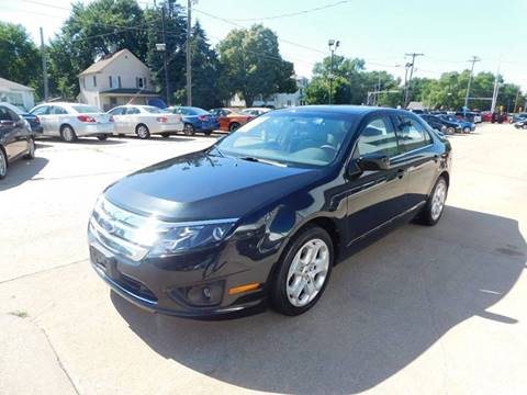 2011 Ford Fusion for sale in Des Moines, IA