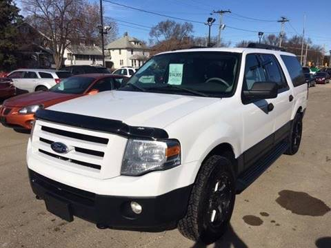 2012 Ford Expedition EL for sale in Des Moines, IA