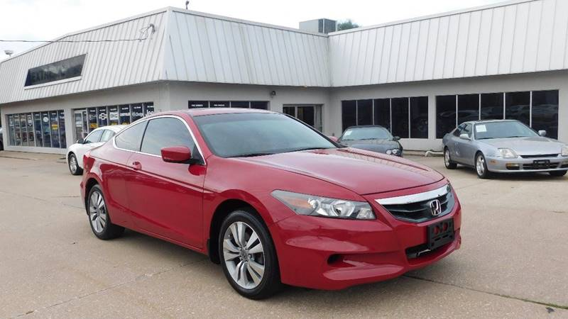 2011 Honda Accord For Sale >> 2011 Honda Accord Ex L 2dr Coupe W Navi In Des Moines Ia Smitty S
