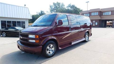 2002 Chevrolet Express Passenger for sale in Des Moines, IA