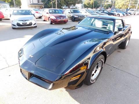 1982 Chevrolet Corvette for sale in Des Moines, IA