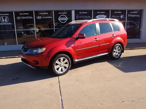 2009 Mitsubishi Outlander for sale in Des Moines, IA