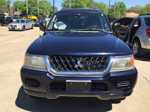 2003 Mitsubishi Montero Sport for sale in Des Moines, IA