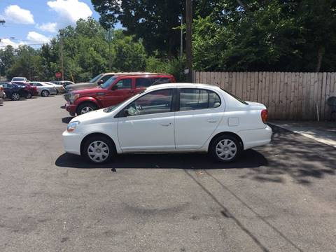 2003 Toyota ECHO for sale in Lexington, NC