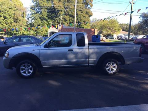 2001 Nissan Frontier for sale in Lexington, NC
