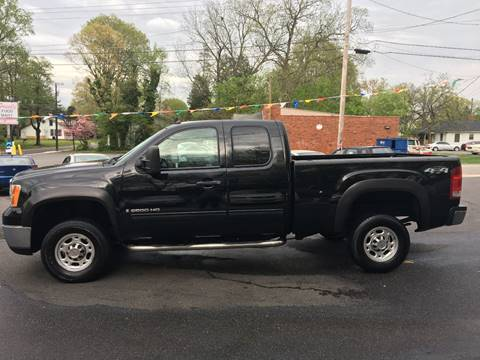 2009 GMC Sierra 2500HD for sale in Lexington, NC