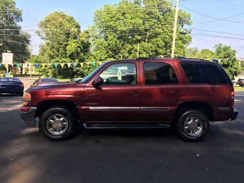 2001 GMC Yukon for sale in Lexington, NC