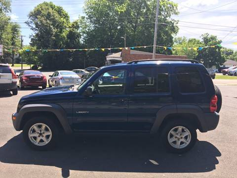 2004 Jeep Liberty for sale in Lexington, NC