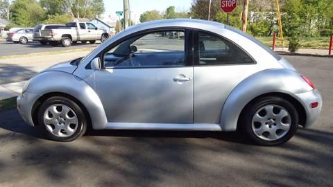 2002 Volkswagen New Beetle for sale in Lexington, NC