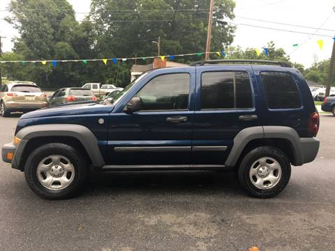 2005 Jeep Liberty for sale in Lexington, NC