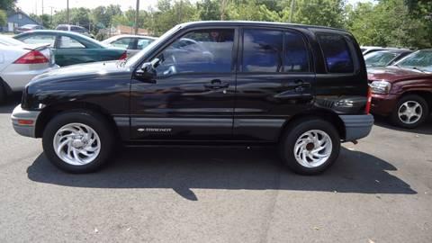 2001 Chevrolet Tracker for sale in Lexington, NC