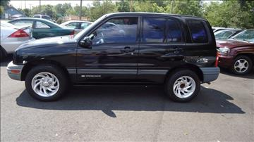 2001 Chevrolet Tracker for sale in Lexington, NC